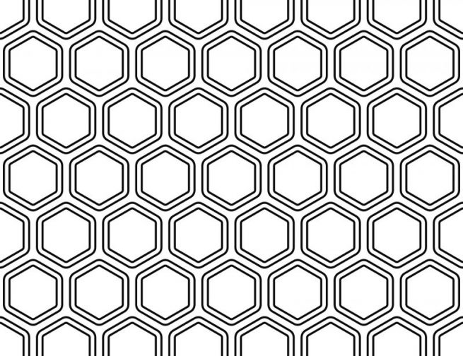 hexagon-pattern-2657990_1920
